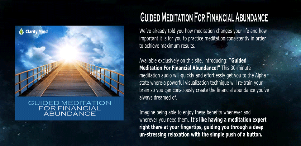 Guided Meditation for Financial Abundance