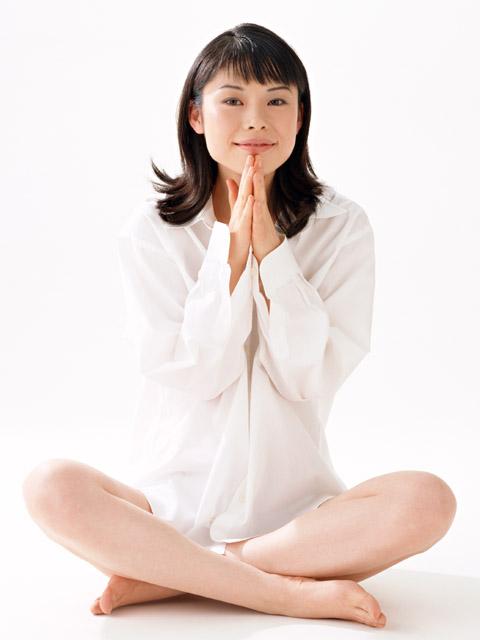 Meditation Lady