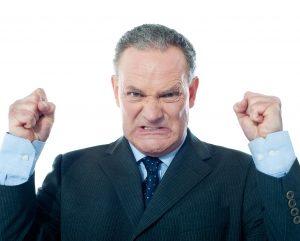 Angry-Boss